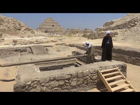 العرب اليوم - اكتشاف آثار في مصر توضح أسرار التحنيط