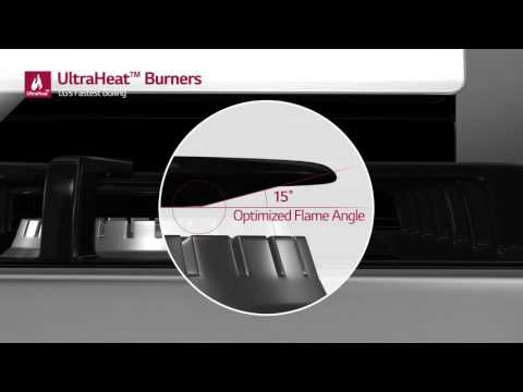 ULTRAHEAT™ GAS BURNERS