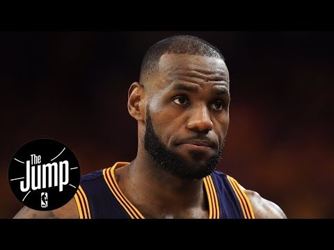 David Griffin Talks Pressure Of Being LeBron James' GM | The Jump | ESPN