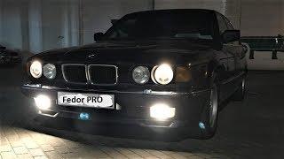 БЕЗУМНАЯ КОМПЛЕКТАЦИЯ BMW 1992г. E32 750iL Highline !