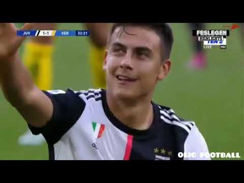 Juventus vs hellas verona 2-1   Highlights & Goals  2019