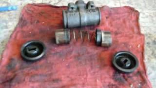 BBHR Project SAM How To Rebuild Wheel Pistons(breaks)