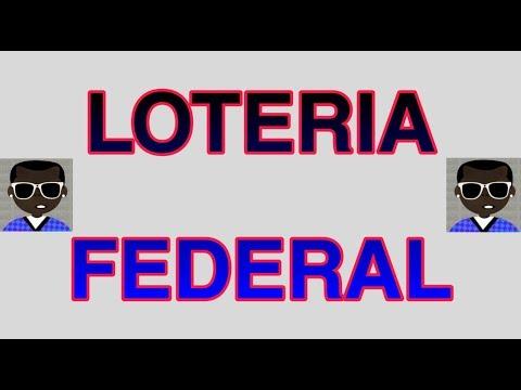 LOTERIA FEDERAL - PARA O DIA 04/09/2019