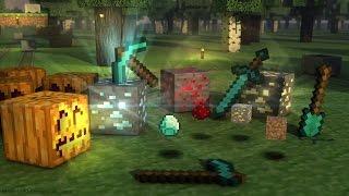 Minecraft สอนทำโต้ะนั่งคับ