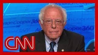 Bernie Sanders says Trump is a 'corporate socialist'