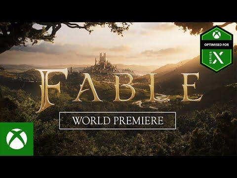 Fable - annonce officiel de Fable