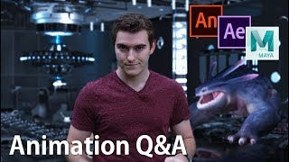 How to Become an Animator Q&A #1