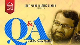 Shaykh Dr. Yasir Qadhi | Q&A | Is Infinite Punishment Fair,  Is Gelatin in Medicine Permissible