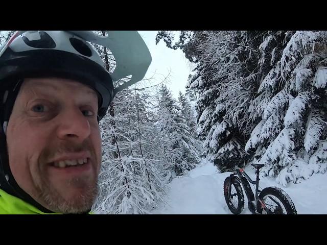 Видео Электровелосипед Haibike XDURO FatSix 8.0 500Wh серо-зелено-оранжевый
