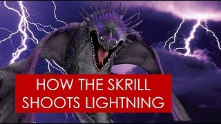 Download Youtube: EXPLAINED: How the Skrill shoots lightning? [How To Train Your Dragon]