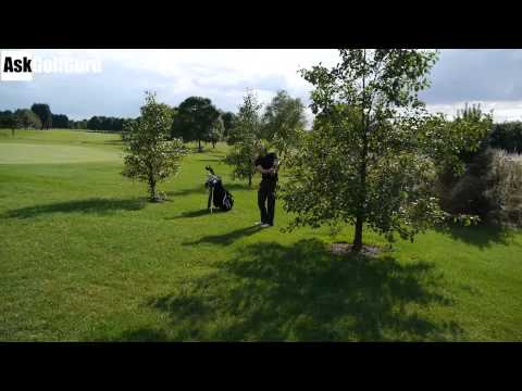 Golf Course Lesson Chipping Sodbury Part 3
