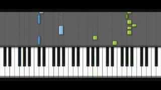 Обучение мелодии из фильма сумерки! River flows in your.