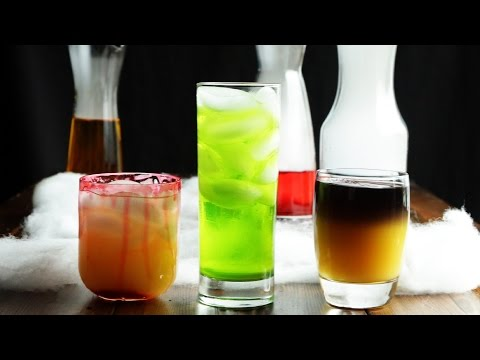 3 Spooky Halloween Drink Recipes | The Inspired Home