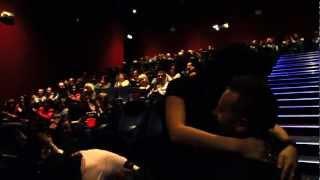 Bioscooptrailer Van Een Thriller Blijkt Aanzoek