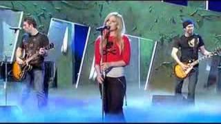Avril Lavigne - When You're Gone (live Wetten Dass)