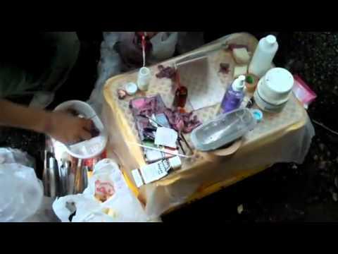 Rape Zombie: Lust of the Dead (Reipu zonbi: Lust of the Dead) behind-the-scenes video