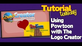 How to use Powtoon and The Logo Creator Together