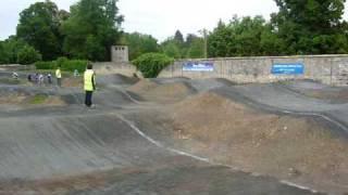 preview picture of video 'Finale Pupille championnat départemental de BMX 2009 à Saint AVERTIN'