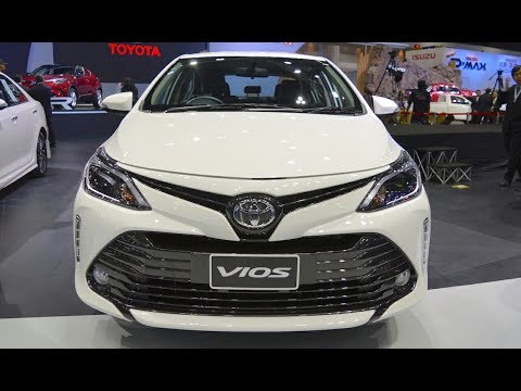 2018 Toyota Vios.New Toyota Car In India.