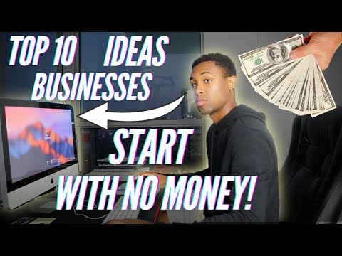 , title : 'Top 10 Business Ideas You Can Start With NO MONEY (Fast Ways)