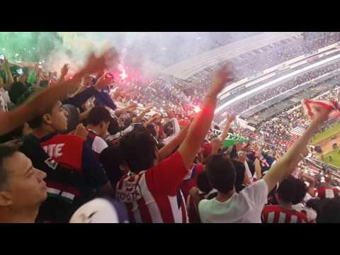 """Porra de chivas (america vs chivas semifinal copa mx)"" Barra: Barra Insurgencia • Club: Chivas Guadalajara"