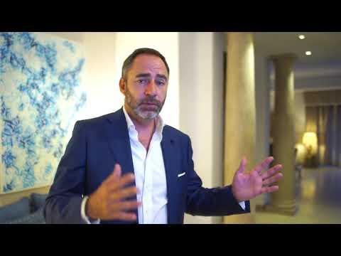 Patrice Bergamini présente la semaine de l'Europe en Tunisie du 8 au 17 juin