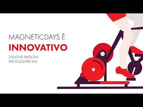 MagneticDays è INNOVATIVO