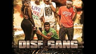 DISE GANG - TURN UP FT PWILD