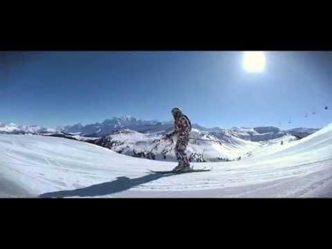 Espace Diamant - Regard sur le Mont-Blanc