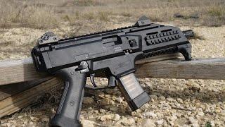 Современные пистолеты-пулемёты