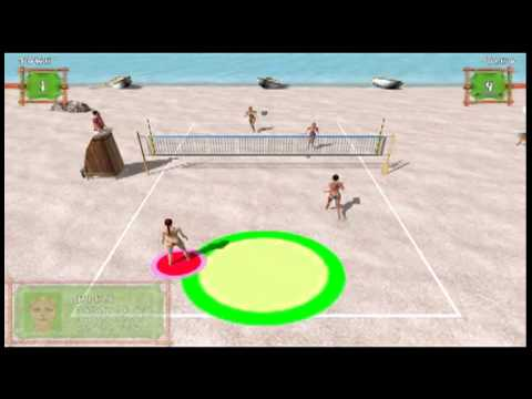 beach volley hot sports pc download