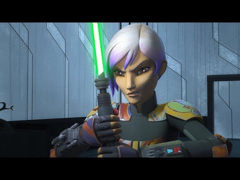 Behind The Scenes: Return To Mandalore | Star Wars Rebels