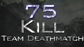 MW3 First Ever 75 Kill TDM Modern Warfare 3 Gameplay/Commentary