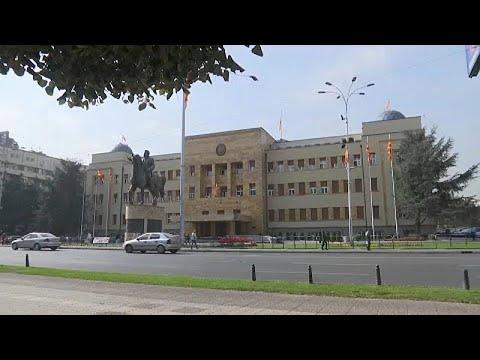 Σκόπια: Στη Βουλή οι προτάσεις για τις συνταγματικές αλλαγές…