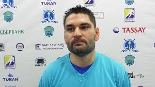 Максим Худяков: «У нас есть резерв в атаке»