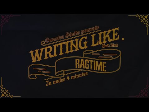 Songwriting Tips: Writing Like Ragtime/Saloon Style