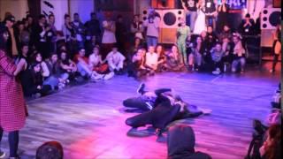 Anna Awanawaack vs Irina Milan @Italy Best Ballroom Flava
