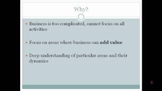 Core Competence Part 1