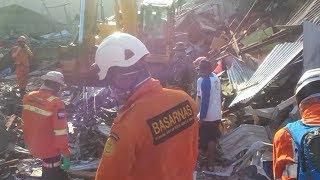 Sejumlah Relawan Gempa Palu Sulteng Mulai Tinggalkan Lokasi Evakuasi