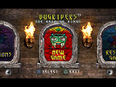 Bugriders : The Race of Kings Playstation