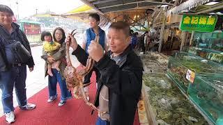 香港自由行 西貢吃海鮮