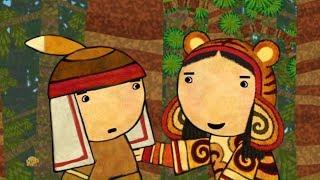 Храбрец - Удэгейская сказка | мультики для детей | советский мультфильм | русская серия