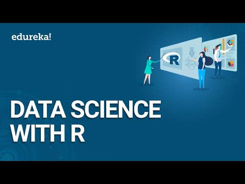 Data Science with R | Data Science for Beginners | Introduction to ...