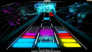 (Audiosurf) Arcade Fire - Speaking In Tongues