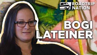 """All Girls Garage"" star Bogi Lateiner wants to see more women wrenching   Roadtrip Nation"