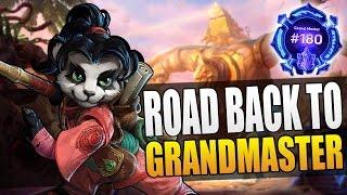 Li Li - DPS build OP?!? // Road to Grandmaster 2017 S1 // Heroes of the Storm