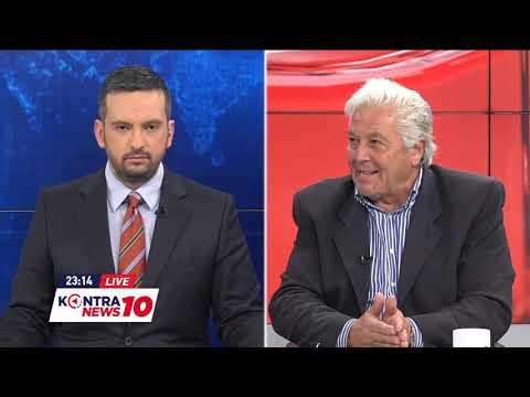 Θανάσης Παπαχριστόπουλος βουλευτής ΣΥΡΙΖΑ στο Kontra News 10