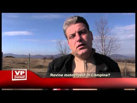 Revine motocrosul în Câmpina?
