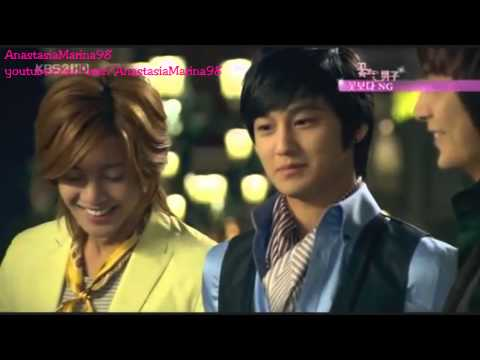 Boys Over Flowers NG feature (with English Subs!)