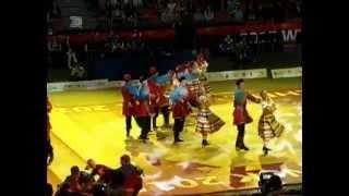 Челябинск передал флаг чемпионата мира по тхэквондо Южной Корее